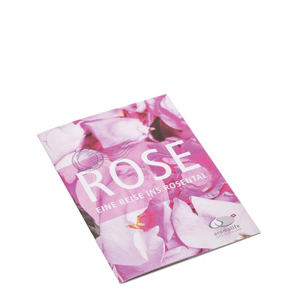 Bild von Broschüre Duftpost Rose