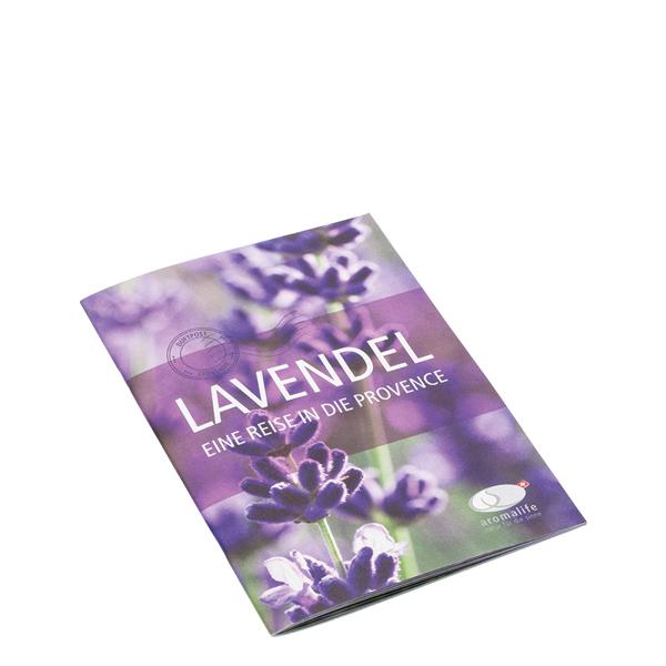 Bild von Broschüre Duftpost Lavendel