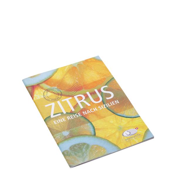 Bild von Broschüre Duftpost Zitrus