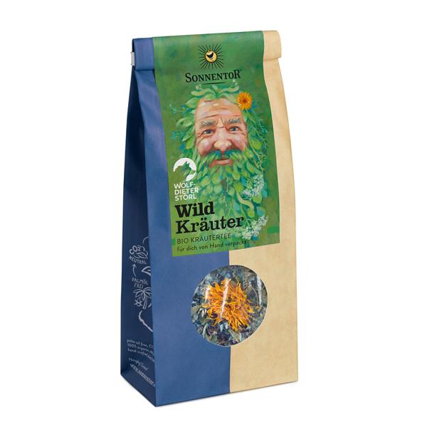 Bild von Wild Kräuter Tee 50g