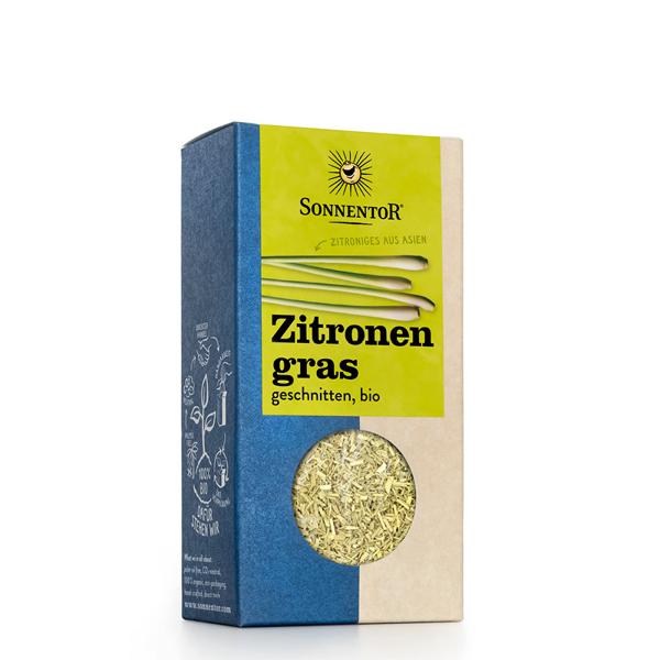 Bild von Zitronengras geschnitten 25g