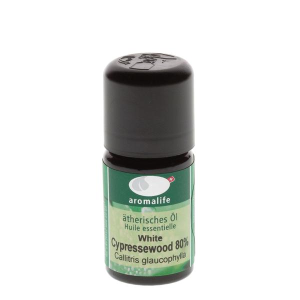 Bild von White Cypresswood 80% ätherisches Öl 5ml