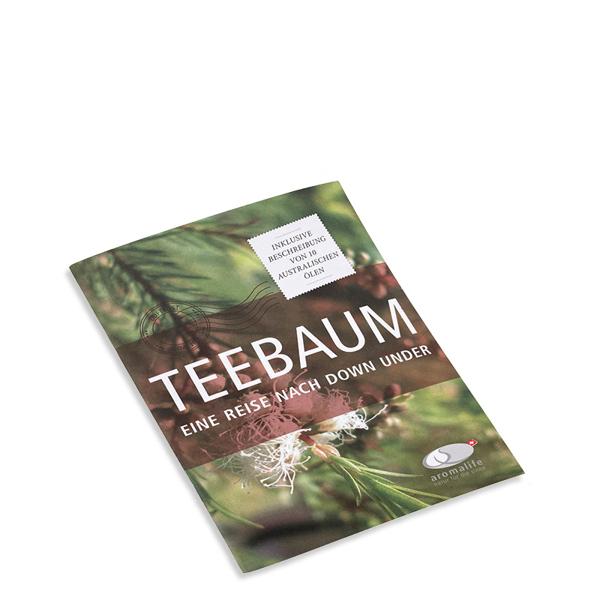 Bild von Broschüre Duftpost Teebaum - Down Under