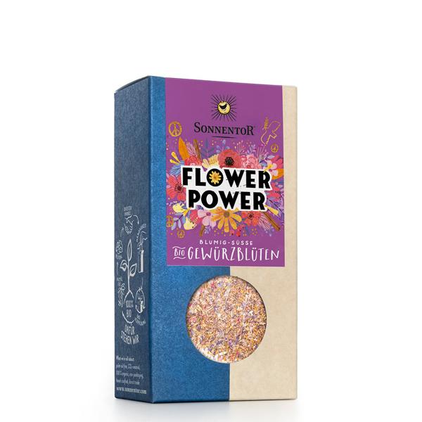 Bild von Flower Power Gewürzblüten Btl. 35g
