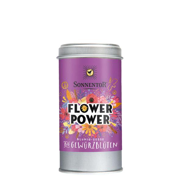Bild von Flower Power Gewürzblüten Dose 40g