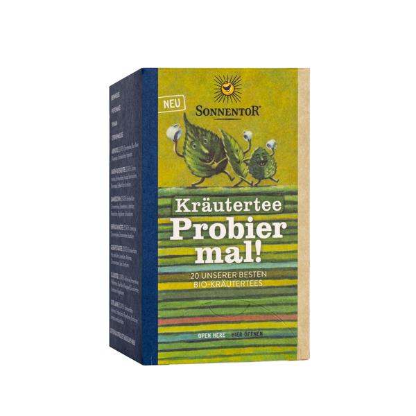 Bild von Probier mal! Tee Kräutertee Btl. à20