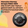 Bild von MADHU HONEY Manuka Honig Drops Dose 60g
