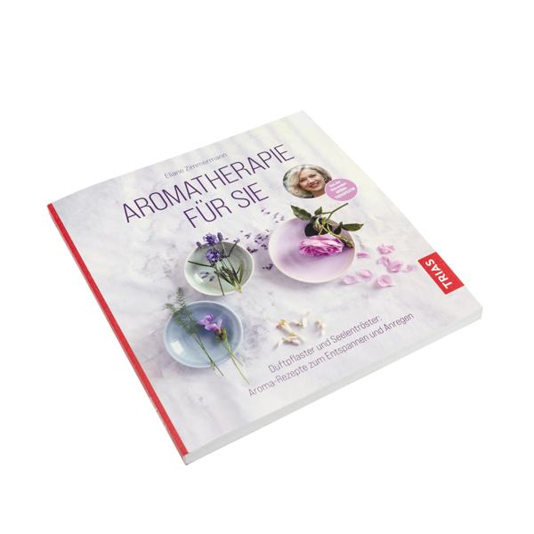 """Bild von Buch """"Aromatherapie für Sie"""" von E. Zimmermann"""