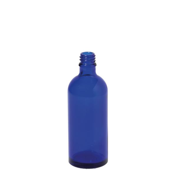 Bild von Blauglasflasche 100ml