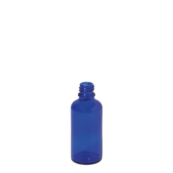 Bild von Blauglasflasche 50ml