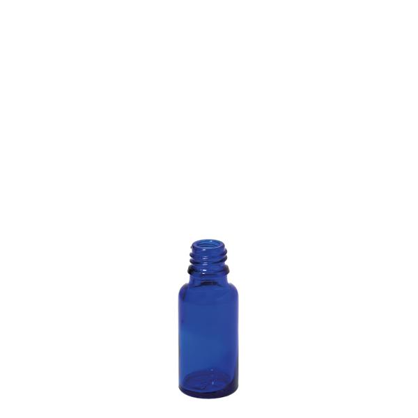 Bild von Blauglasflasche 20ml